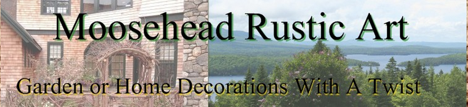 Moosehead Rustic Art